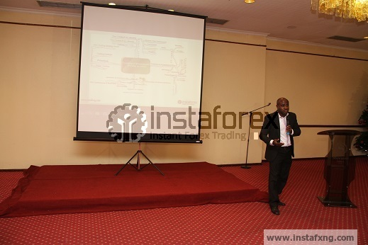 Forex Lecture at Instafxng Lunch