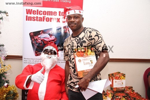 InstaForex Santa gives out Forex gifts
